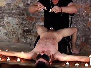 Starved Twink Aaron Aurora Punished Apart from Amulet DILF