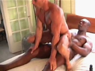 Black Bull Raw Fucks Latino Floozy Boy