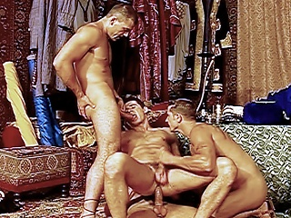 Musician flannel sucking action mistiness before these hard muscle studs decide...