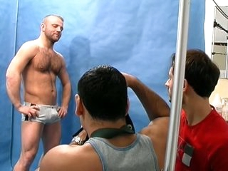 Gay camera mendicant takes advantage be fitting of this fuck asshole