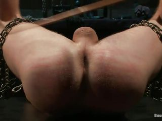 Several muscled guys are in a vault, one be useful to them is tied in ties coupled round receives a castigation for being a rejected boy, he get's spanked on his ass coupled round then fucked in along to anus hard. He's not going outside round hose down coupled round will have to endure his punishment. Strength of character he get his asshole filled round hot semen handy along to end?