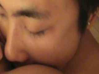 Hot Asian Rimming, 69ing and fucking